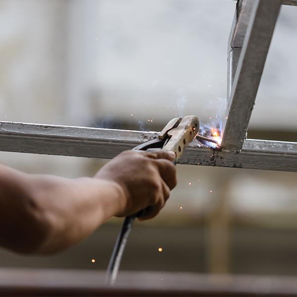 Welding - Steel Fabrication Newton Aycliffe